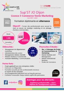 Plaquette Licence CMV