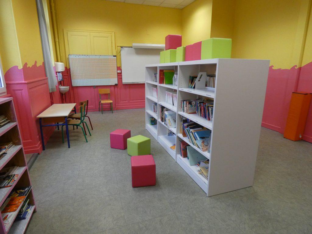 Ecole Saint Joseph Bibliotheque