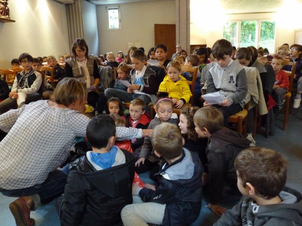 Ecole Saint Joseph Pastorale Célébration