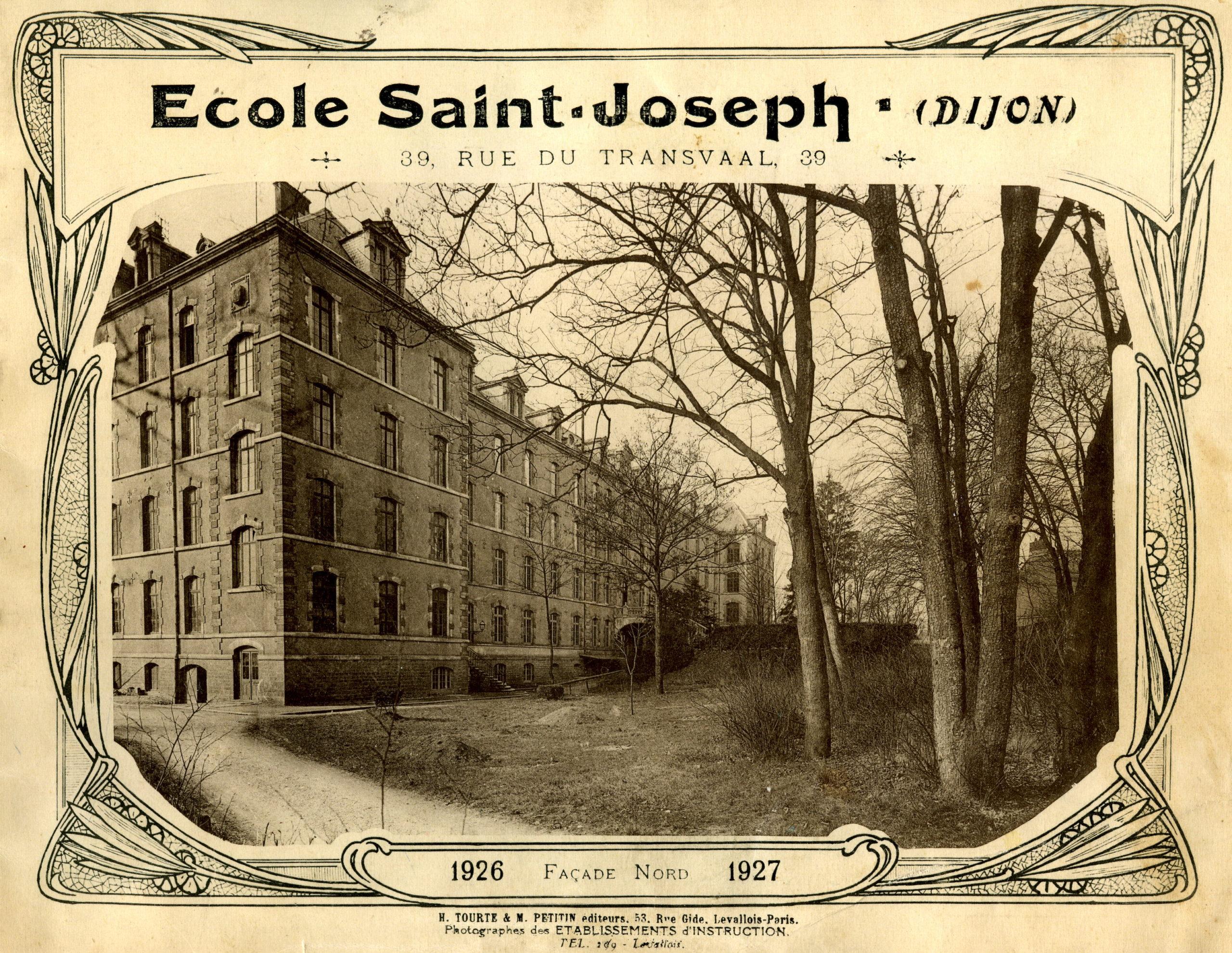facade nord 1927