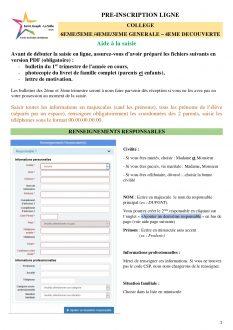 R2021 - Aide en ligne Préinscription COLLEGE_page-0001